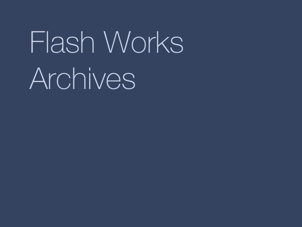 flash_archives